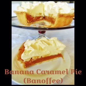Banoffee Pie Title
